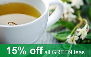 Green tea is good for you